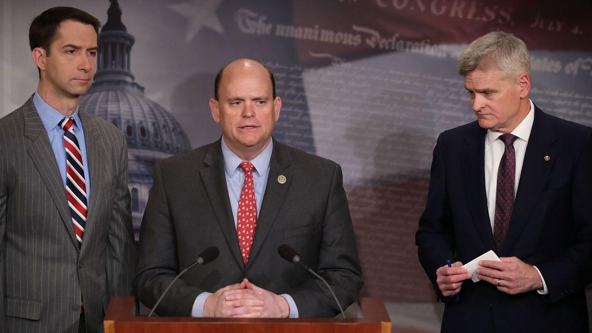 Karir Tom Reed sebagai Anggota Kongres AS Hingga Adanya Tuduhan Pelecehan